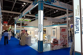 Our LED Lights Seen Great Interest in Dubai Big 5